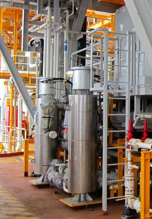 Calentadores de tipo bloque de - Tipos de calentadores de gas ...