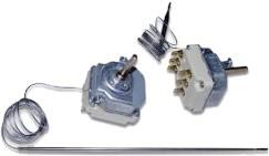 Termostatos bulbo y for Clases de termostatos